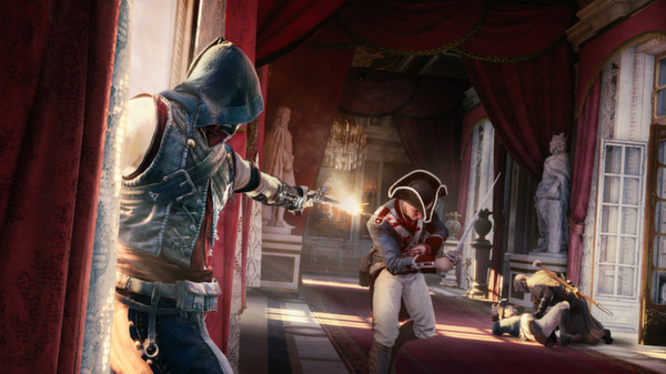 Assassin's Creed Unity (Steam Gift, RU+CIS)