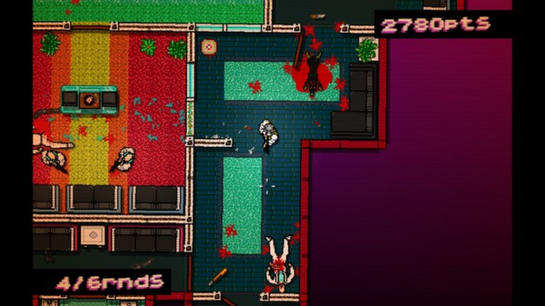 Hotline Miami (Steam Gift, Region Free)