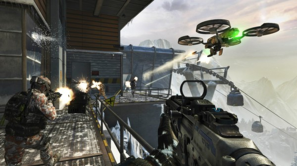 Call of Duty: Black Ops 2 II Revolution DLC -Steam Ключ