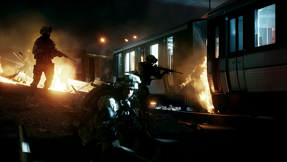 Battlefield 3: Aftermath (Region Free) - ключ Origin