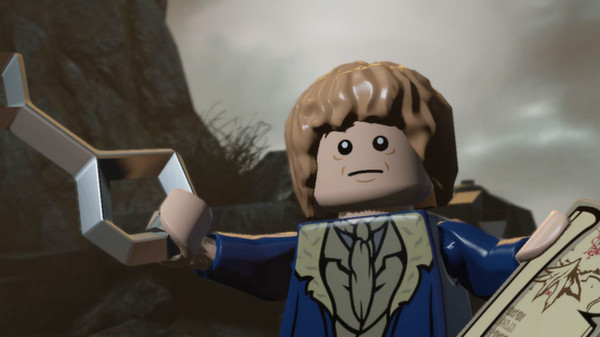 Lego The Hobbit - Steam Gift, Region Free, Multilang