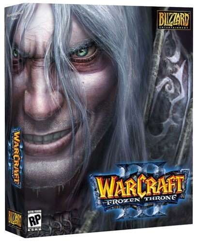 Warcraft 3: The Frozen Throne (Region Free) -Battle.net