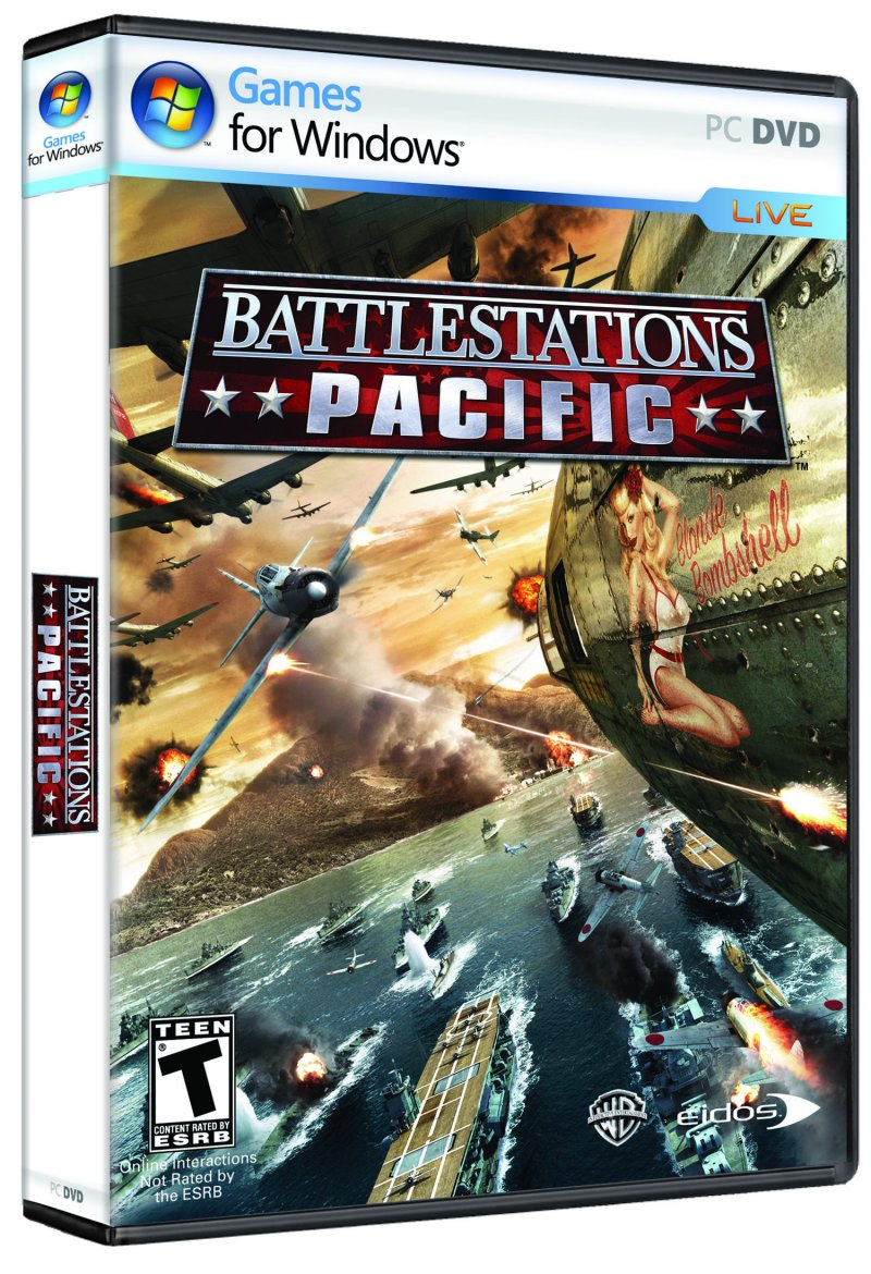 Battlestations Pacific (CD KEY + iso)