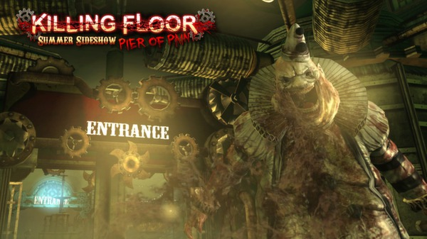 Killing Floor + Def. Allince (Steam Gift / Region Free)