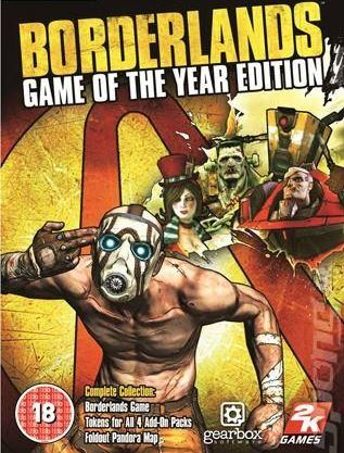 Borderlands: Game of the Year (Steam Gift/Region Free)