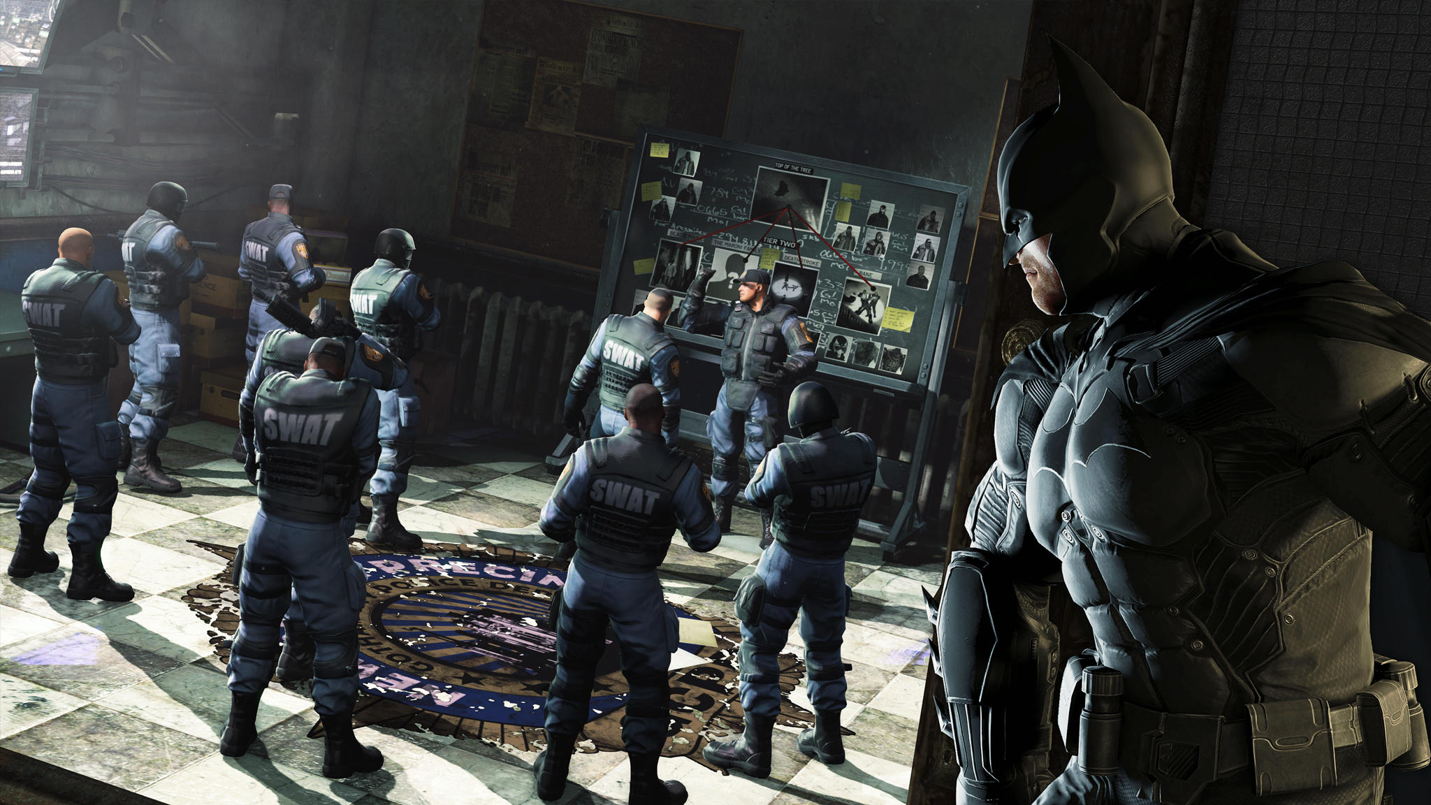Batman Arkham Origins - STEAM GIFT / REGION RU + CIS