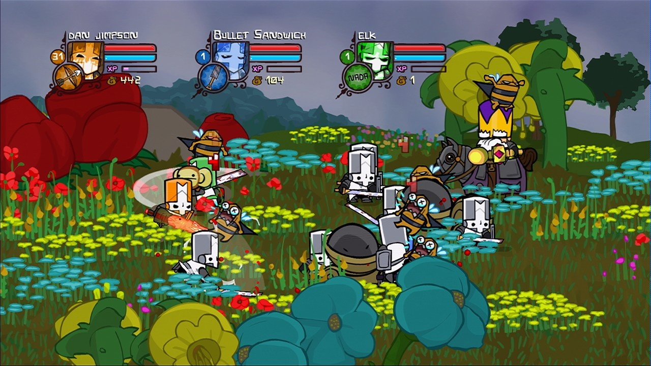 Castle Crashers ( Steam Gift / Region Free )
