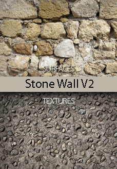 Old Stone Wall Textures V2