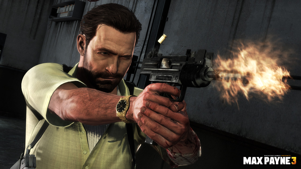 Max Payne 3 (Steam Gift, Only Russia) + ПОДАРОК