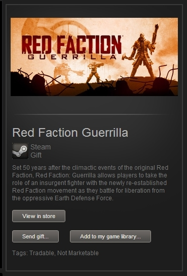 Red Faction Guerrilla (Steam Gift, RegFree) + ПОДАРОК