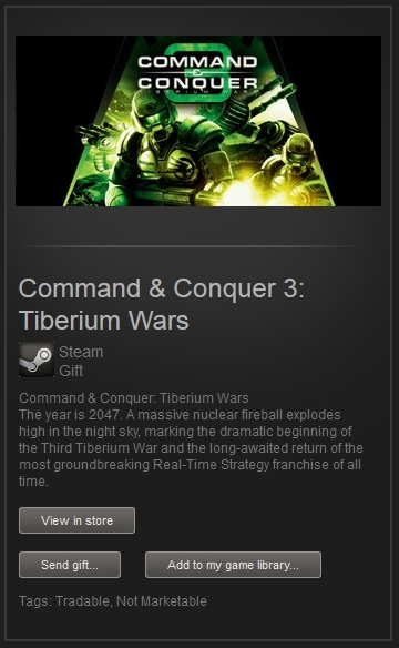 Command & Conquer 3 Tiberium Wars (Steam Gift, RegFree)