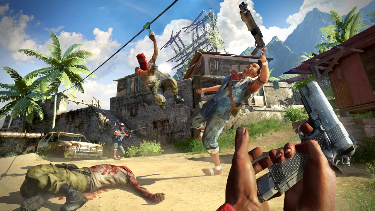 Far Cry 3 (Steam Gift, Region Free) + ПОДАРОК