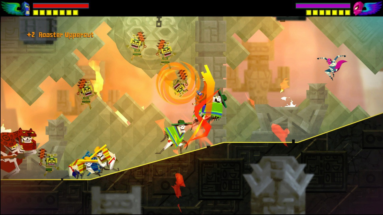 Guacamelee! Gold Edition (Steam Gift, RegFree) + ПРИЗ