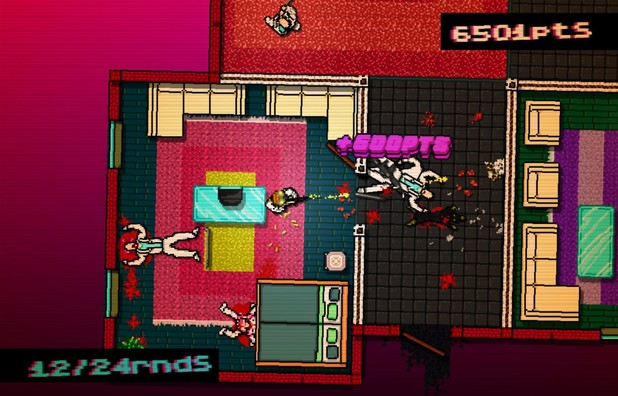 Hotline Miami (Steam Gift, Region Free) + ПОДАРОК