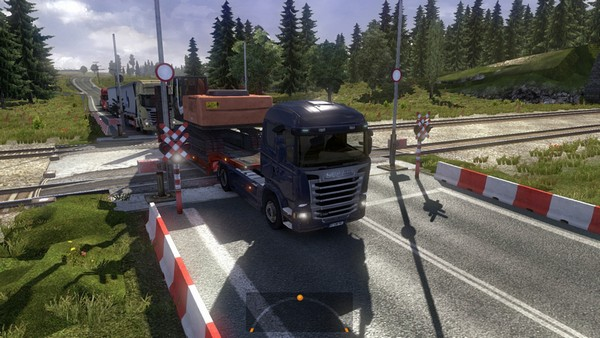 Euro Truck Simulator 2 Gold (Steam, RegFree) + PRESENT