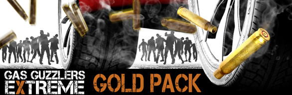 Gas Guzzlers Extreme Gold Pack (Россия+СНГ) Steam Gift