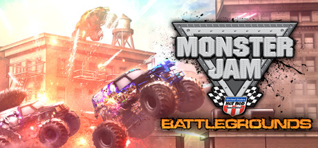 Monster Jam Battlegrounds (Region Free) Steam Key