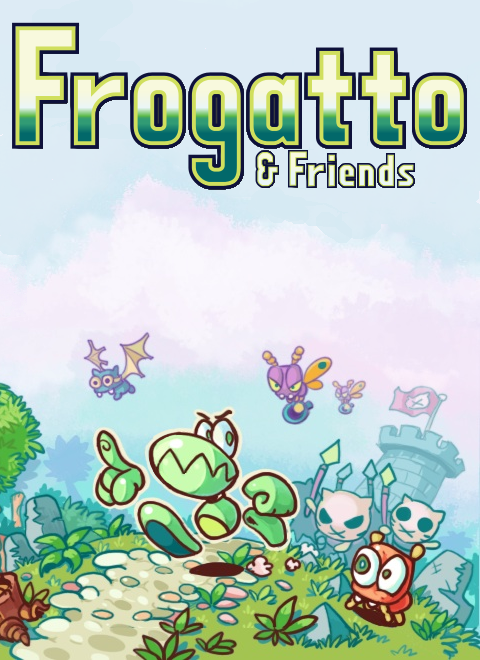 Frogatto & Friends (Region Free) Desura Key