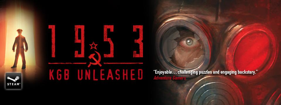 1953 KGB Unleashed / Фобос 1953 (Region Free) Steam Key