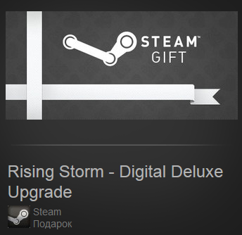 Rising Storm - Digital Deluxe Upgrade (ROW Steam Gift)