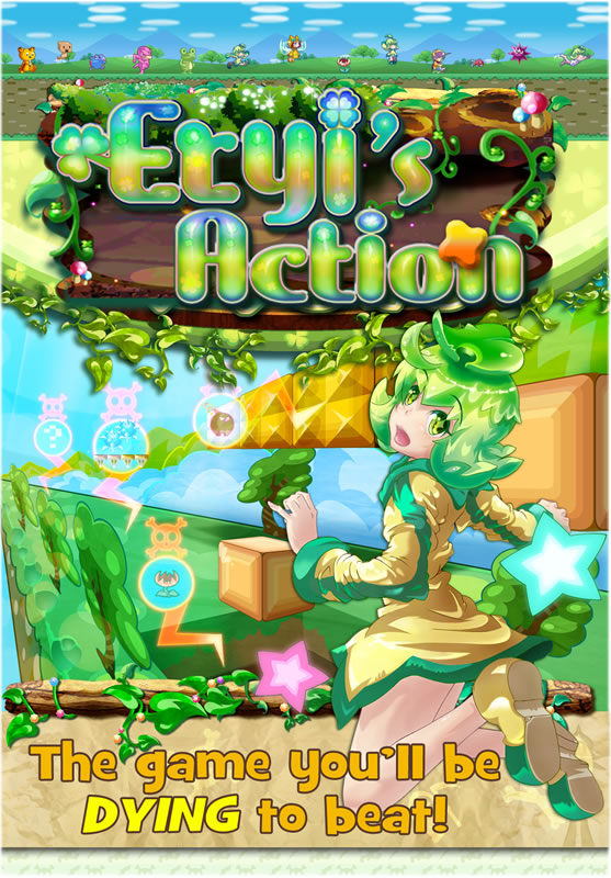 Eryi´s Action (Region Free) Steam Key