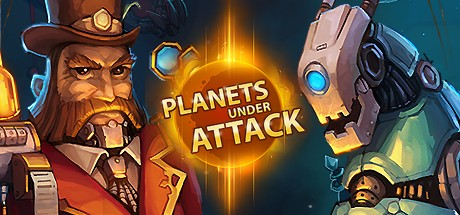 Planets Under Attack (Region Free) Steam Key