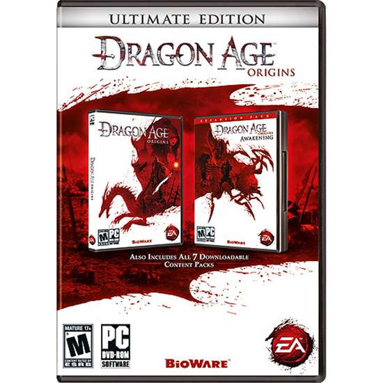 Dragon Age Origins Ultimate Edition+DLC(ROW Origin Key)