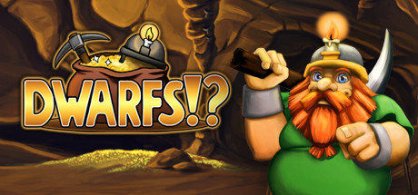 Dwarfs!? (Region Free) Steam