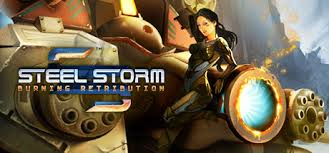 Steel Storm: Burning Retribution (Region Free)Steam Key