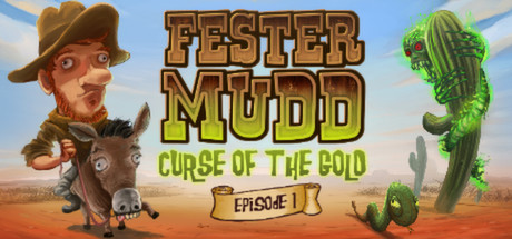 Fester Mudd: Curse of the Gold Episode 1 /ROW Steam Key