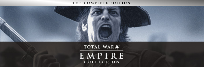 Empire: Total War Collection (Region Free) Steam Gift