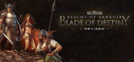 Realms of Arkania: Blade of Destiny (ROW) Steam Key