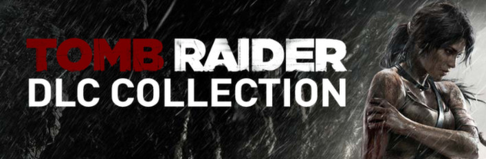 Tomb Raider DLC Collection (26 items) ROW Steam Gift