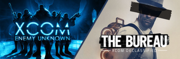 XCOM Enemy Unknown+The Bureau: Declassified(Steam Gift)