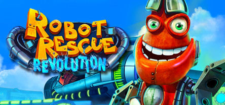 Robot Rescue Revolution (Region Free) Steam Key