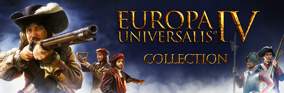 Europa Universalis IV Collection (Sept 2014) Steam Gift