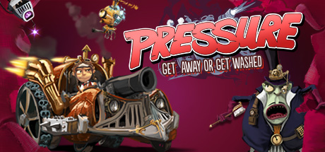 Pressure (Region Free) Steam Key