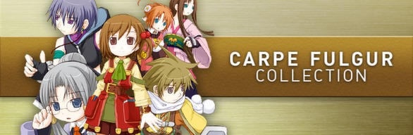 Carpe Fulgur Collection/Fortune Summoners+Recettear+Cha