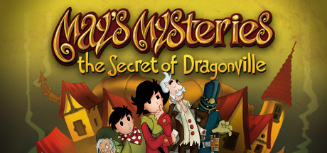 May's Mysteries: The Secret of Dragonville (ROW Steam)