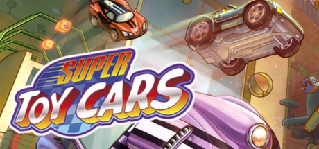 Super Toy Cars (Region Free) Steam Key