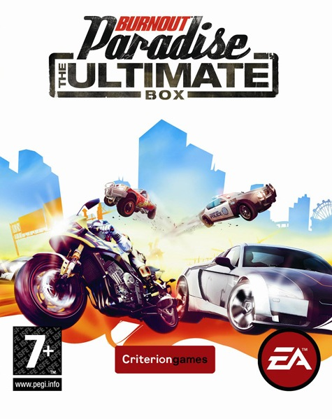 Купить Burnout Paradise: The Ultimate Box Steam Key