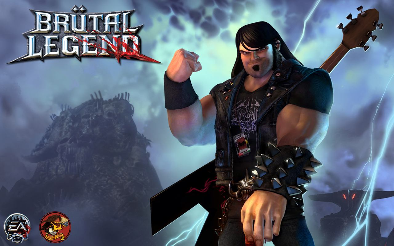 Купить Brutal Legend Steam Key
