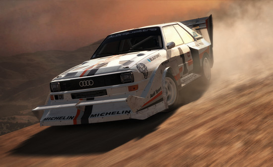 DiRT Rally (Steam key / Region Free / Early Access)