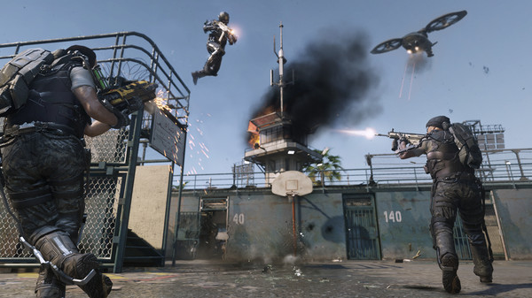 Call of Duty: Advanced Warfare (Steam Gift ROW RegFree)