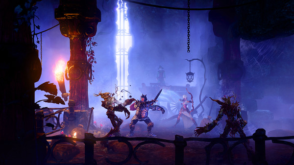 Trine 3: The Artifacts of Power (Steam Gift / RU&CIS)