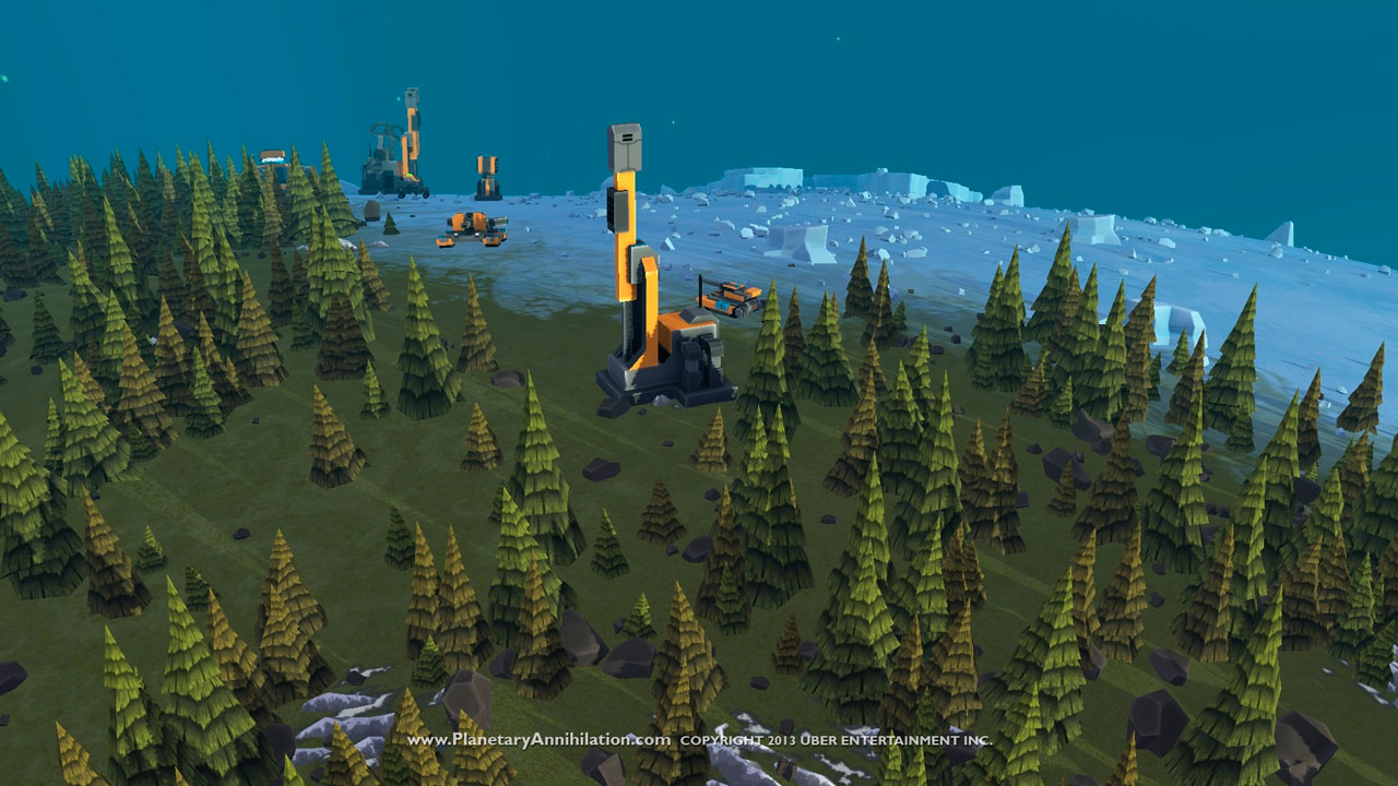Planetary Annihilation Steam Key и подарок каждому