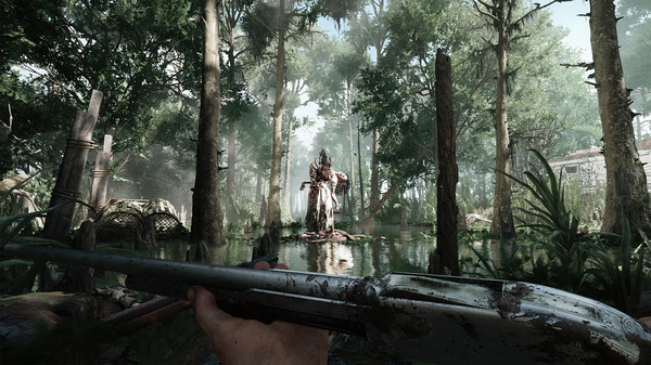 Hunt: Showdown Alpha Steam Key Region Free