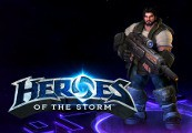 Heroes of the Storm Skin Commander Raynor скин Рейнора