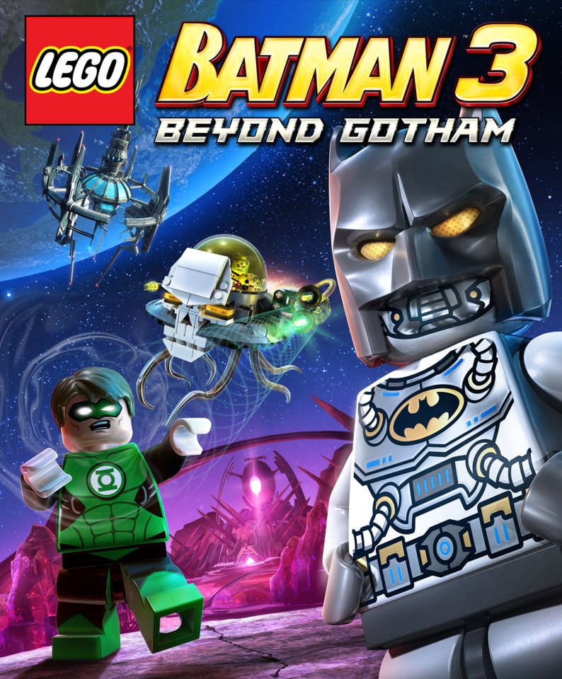 LEGO Batman™3: Beyond Gotham + DLC (Steam Gift RU) PC