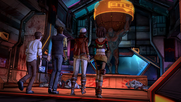 Tales from the Borderlands (Steam Gift / RU + CIS)
